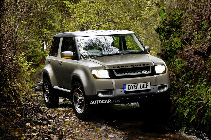Land Rover's baby SUV and the global niche that's set to boom