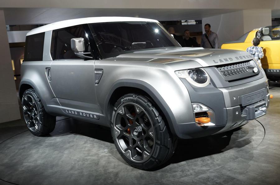 Land Rover plans new 'Landy' urban SUV