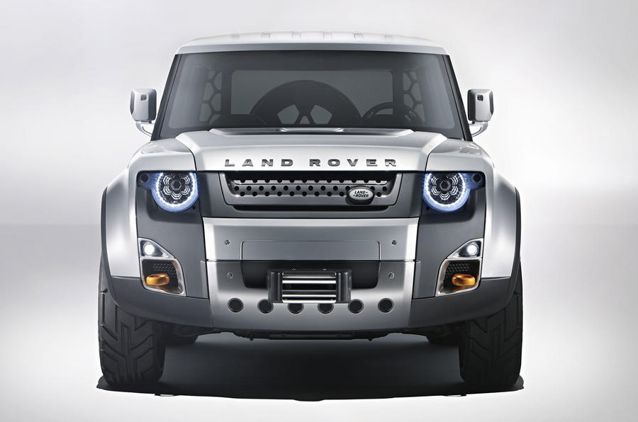 Land Rover plans new 'Landy' urban SUV