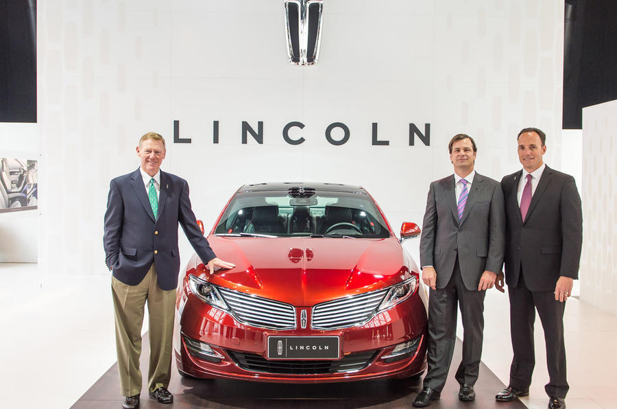 Ford lays out Chinese plans for its luxury Lincoln brand