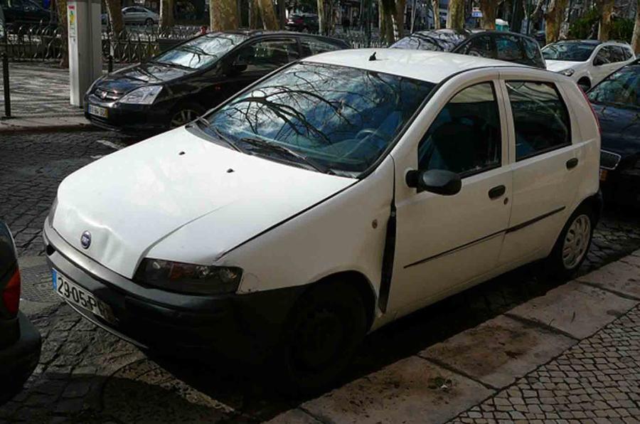 Spotting Eurotrash in Lisbon