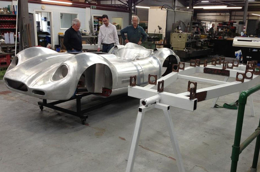 Lister reborn with new sports car