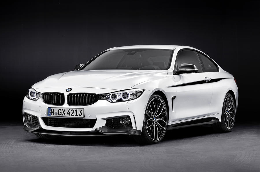 Detroit reveal for 2014 BMW M3 and M4