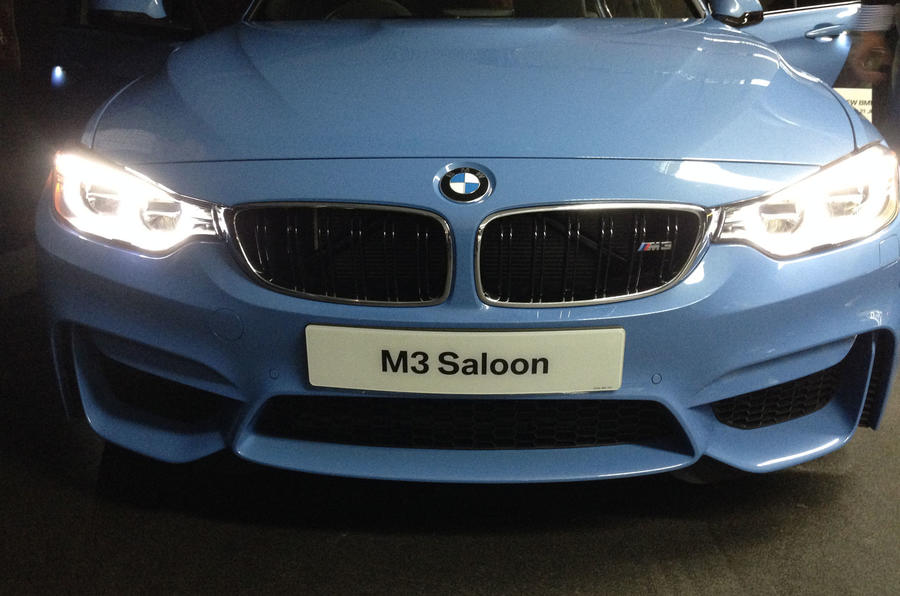 BMW eyes M3 and M4 success
