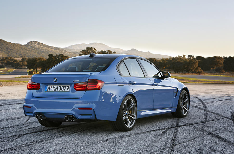 BMW M3 and M4 revealed