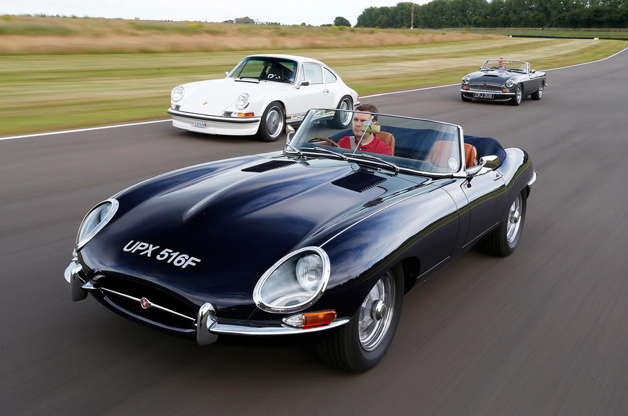 Modern Classics Finding The Best Retro Sports Car For The St - Modern sports cars
