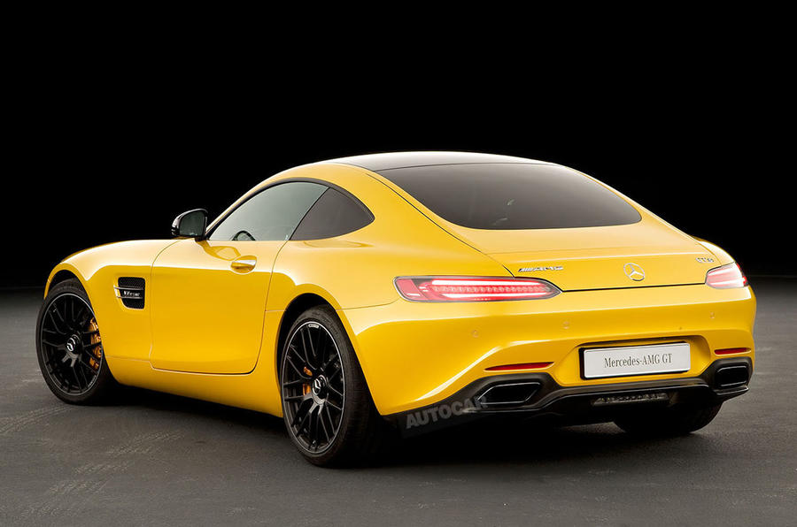 New Mercedes-AMG GT unveiled - plus exclusive pictures