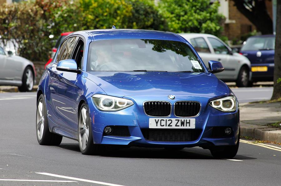 BMW 1 Series hatchback owner reviews MPG problems