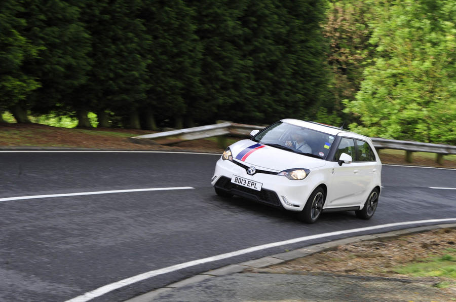 Which car provides the most power per pound? It's not what you might think