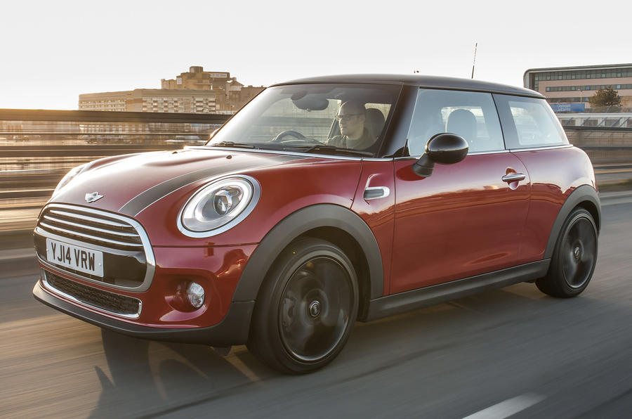 Mini Cooper D first drive review