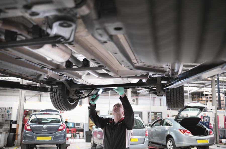 What's a fair price for the MOT test?