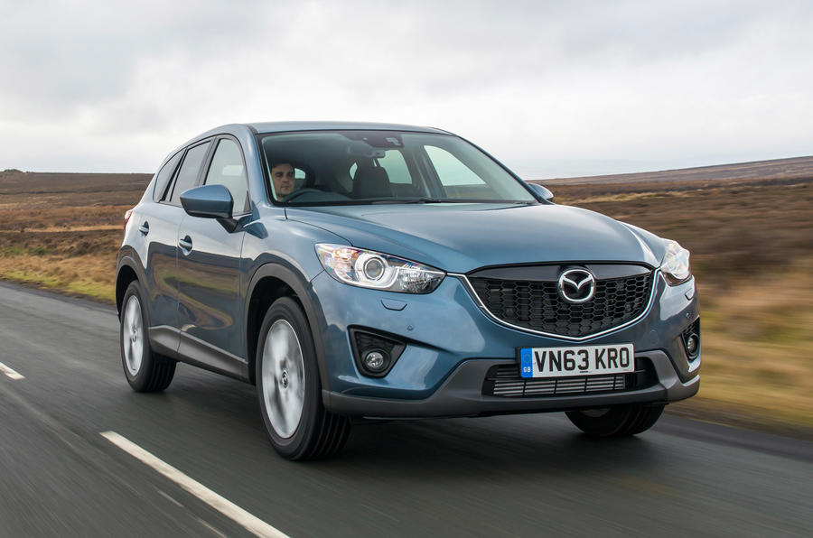 Quick news: Mazda builts 1m Skyactiv models; Volvo's blow-up child seat