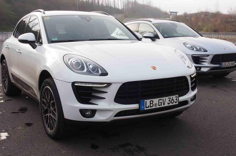 Porsche Macan to get four-cylinder engine range