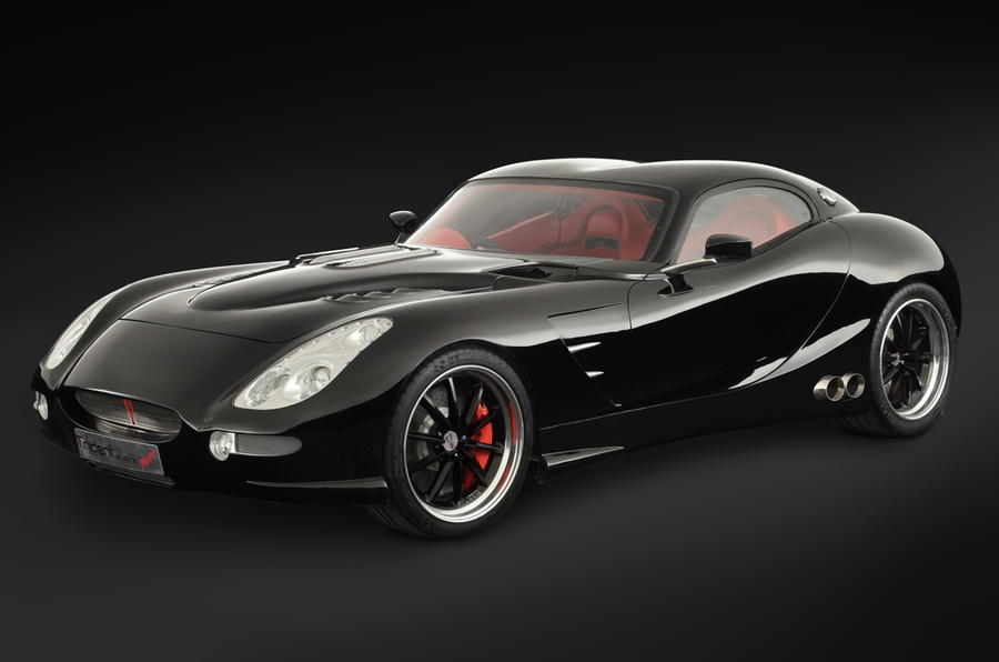 Trident Iceni diesel sports car revealed