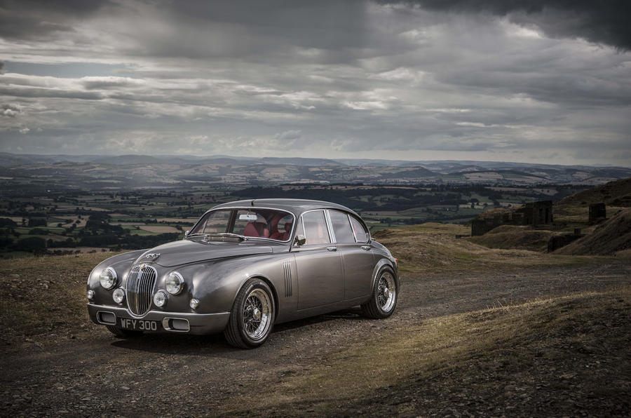 Jaguar's Ian Callum reveals his personal take on the classic Mark 2
