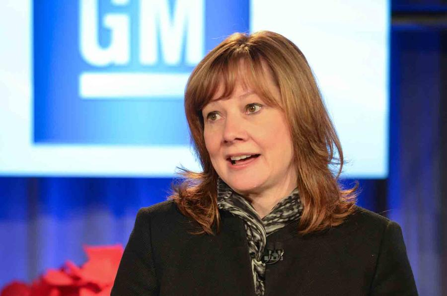 Meeting Mary Barra, GM's first female CEO