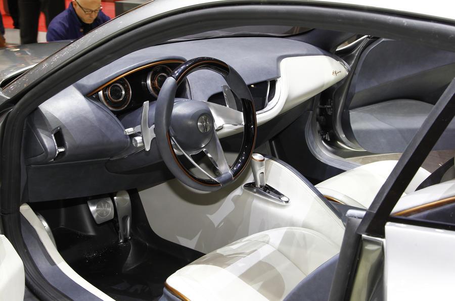Maserati Alfieri sports concept revealed