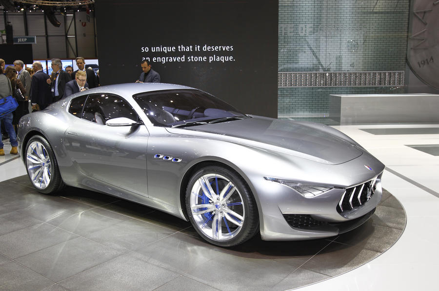All Electric Maserati Alfieri Coming In 2020 Autocar