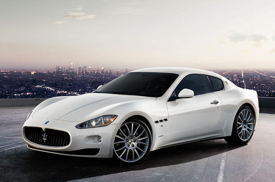 Next-gen Maserati GranTurismo to showcase new design