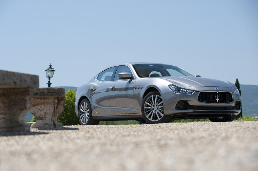 Maserati to double number of UK dealerships