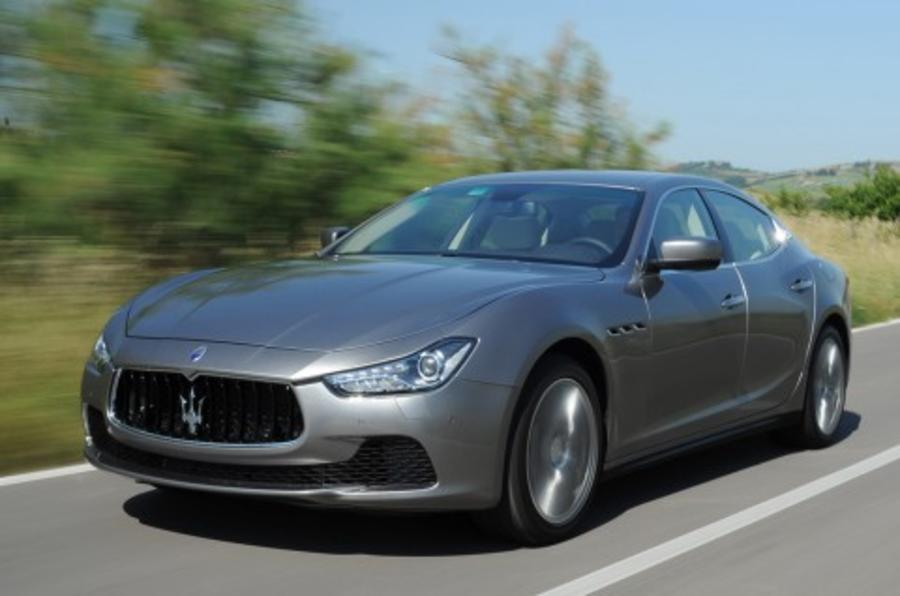 Maserati Ghibli buyers to chose personalisation over mainstream brands