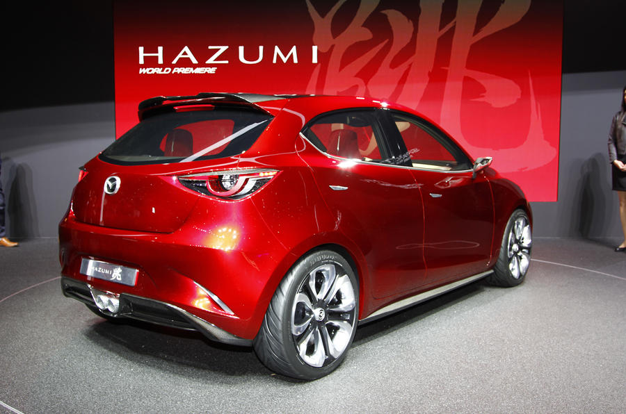 More agility and economy for next Mazda 2