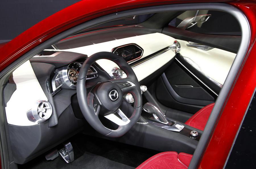 New Mazda 2 hinted in Hazumi concept