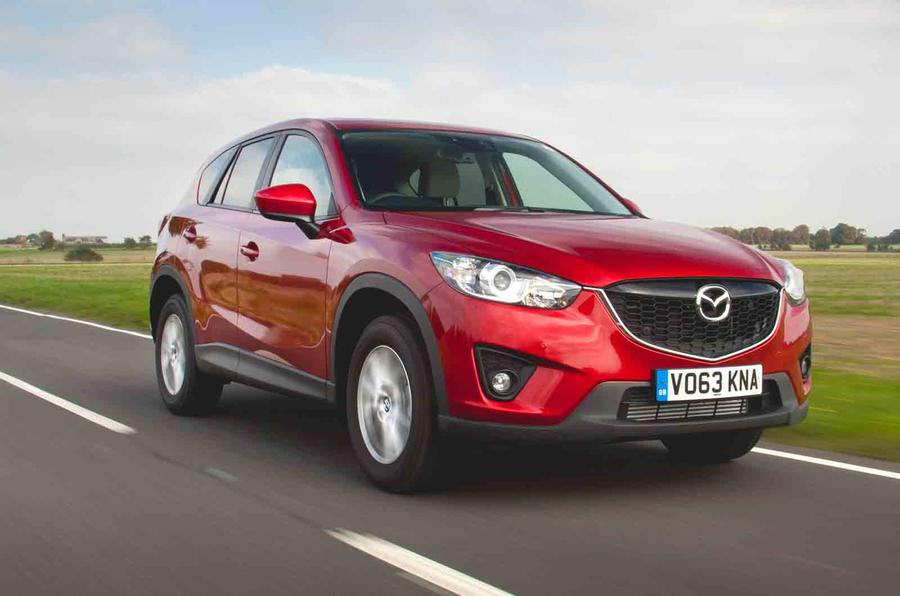 Quick news: New Mazda CX-5 trim, Ford tests autonomous parking