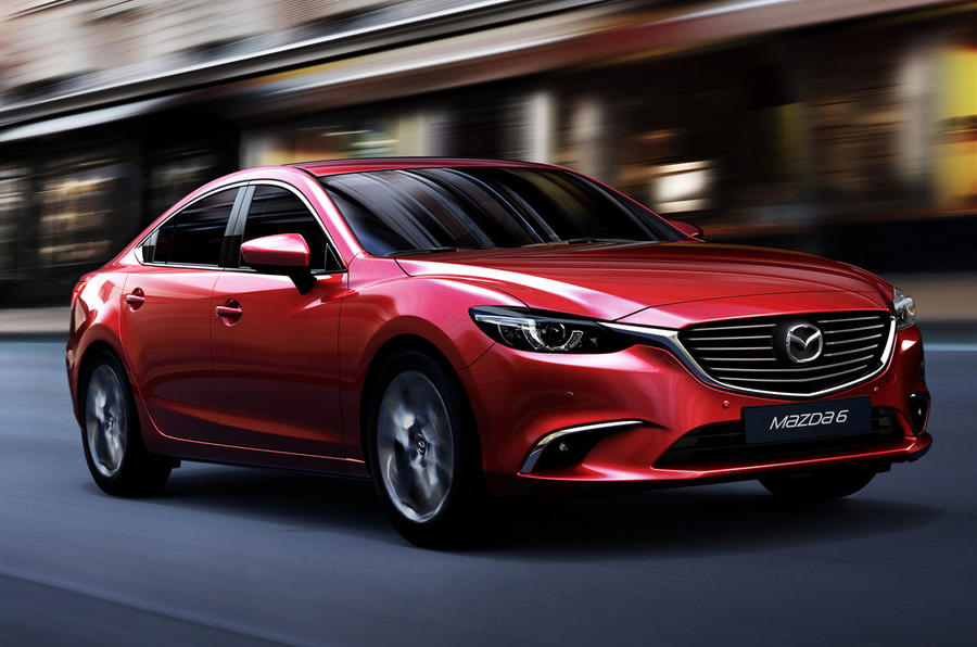 Facelifted Mazda 6 to cost from £19,795