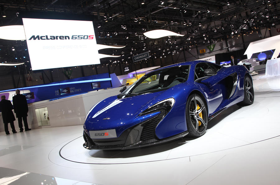 How Much Does A Mclaren P1 Cost >> Just how much does it cost to host the launch of a new supercar? | Autocar