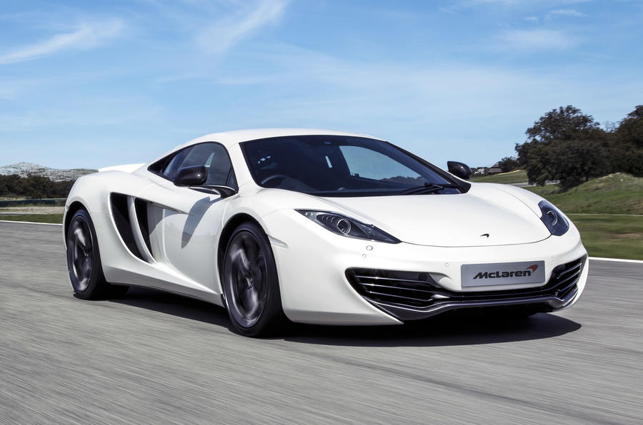 upgraded mclaren mp4-12c gets 616bhp | autocar