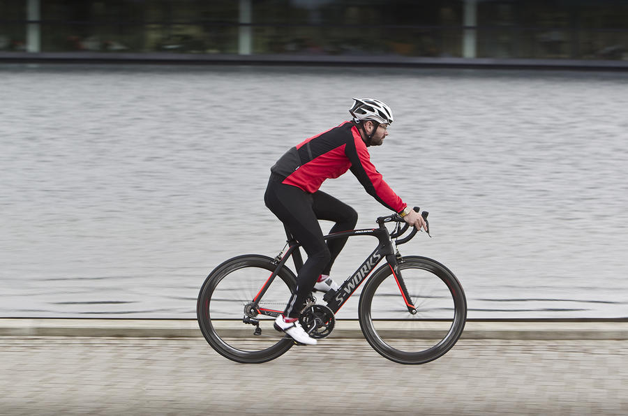 Christmas road test: Specialized S-Works + McLaren Venge