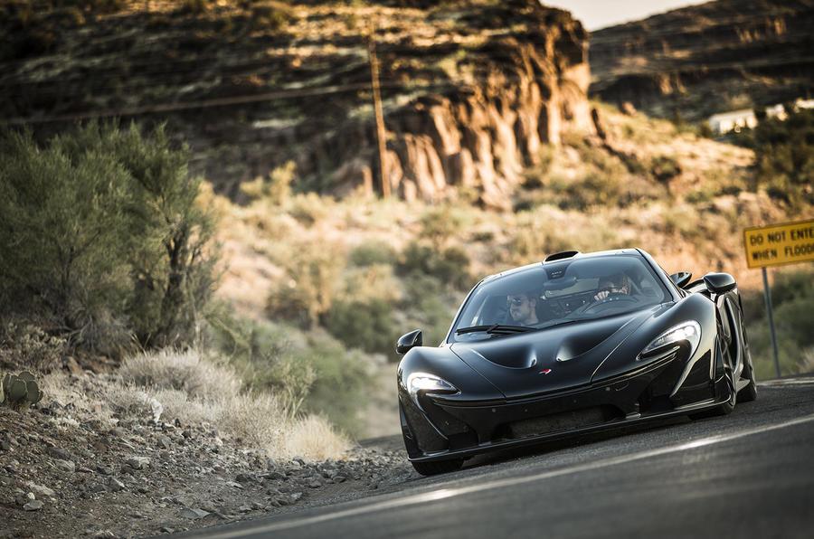 The ultimate McLaren P1 gallery