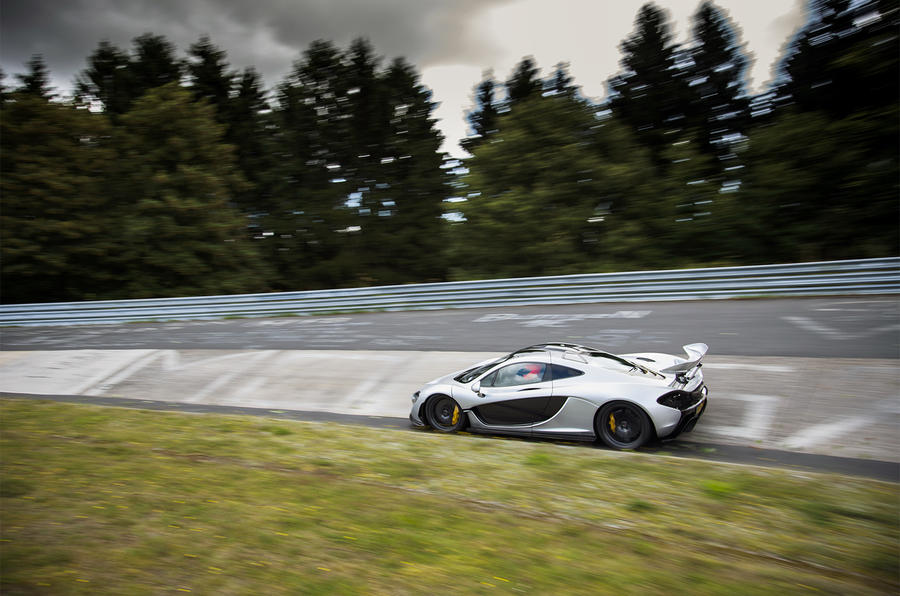 The ultimate McLaren P1 gallery