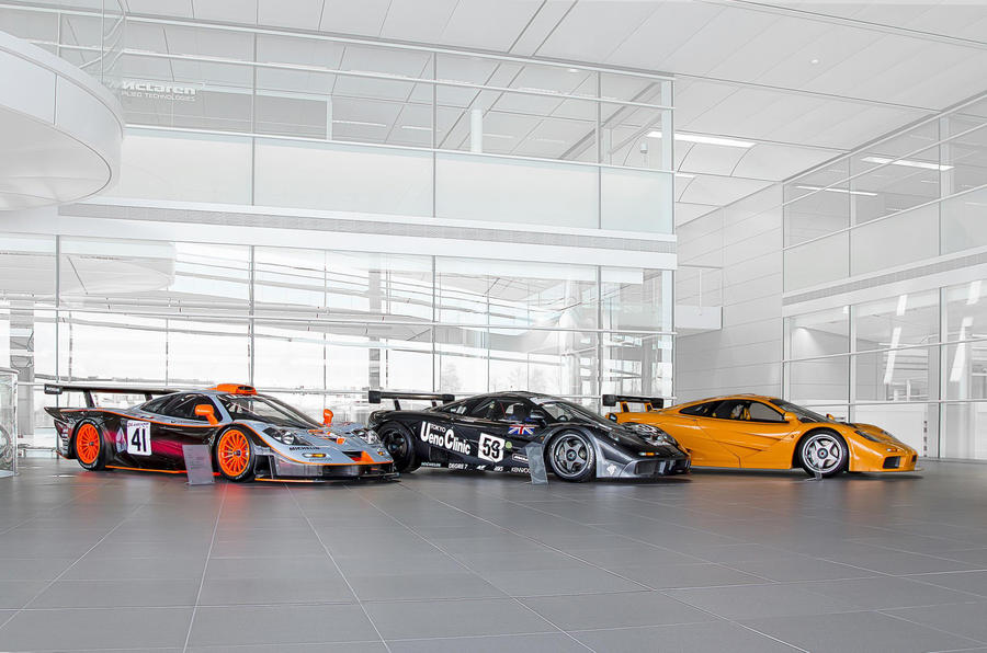 McLaren to show off Le Mans heritage at Goodwood