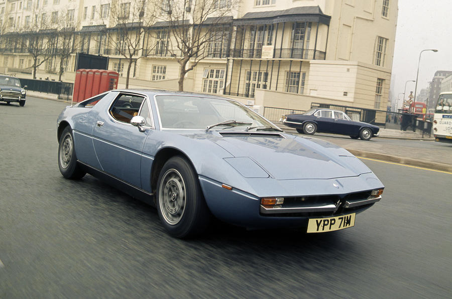 Celebrating 100 Years Of Maserati Picture Special Autocar