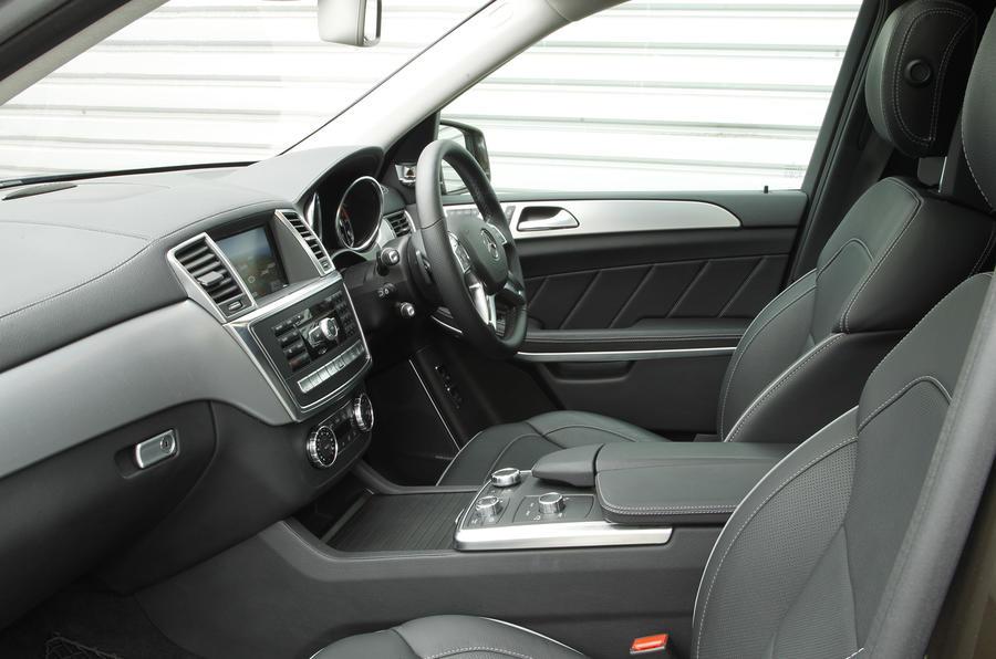 Mercedes Benz Gl Class Black