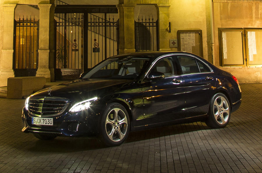 208bhp Mercedes-Benz C 250