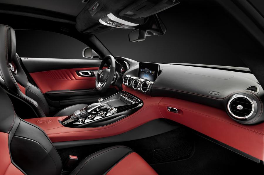 Mercedes-AMG GT name for SLS successor