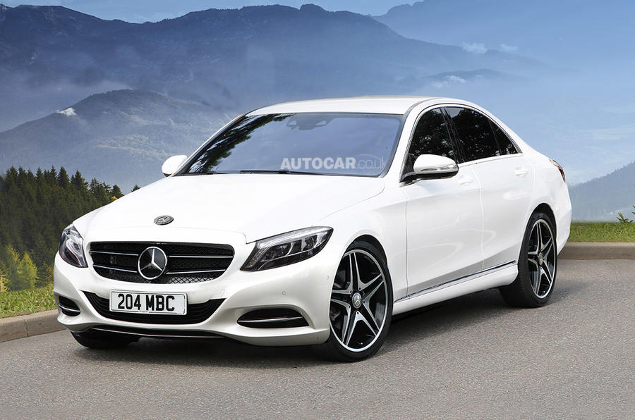 Mercedes-Benz C-class first details revealed