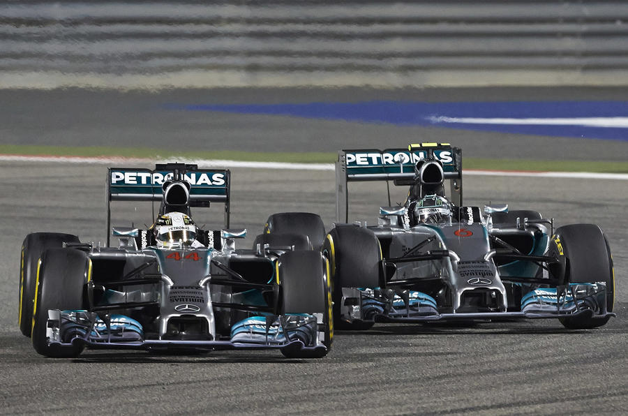 The secrets of Mercedes-Benz's dominant new Formula 1 engine