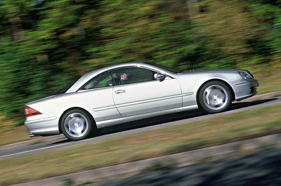 Is a second-hand Mercedes-Benz CL the best big coupe money can buy?