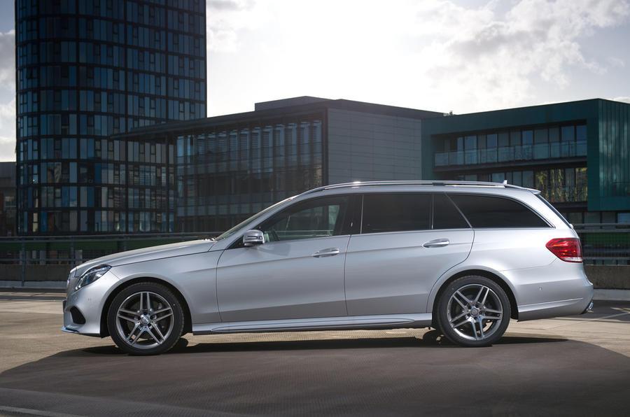 Mercedes Benz Revises E Class Model Range