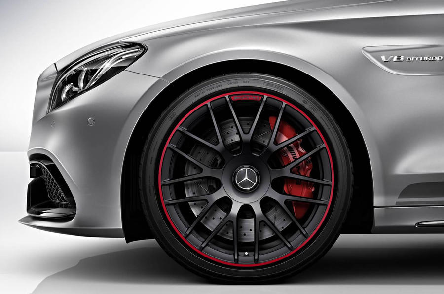 Mercedes-AMG C63 Edition 1 gets early debut