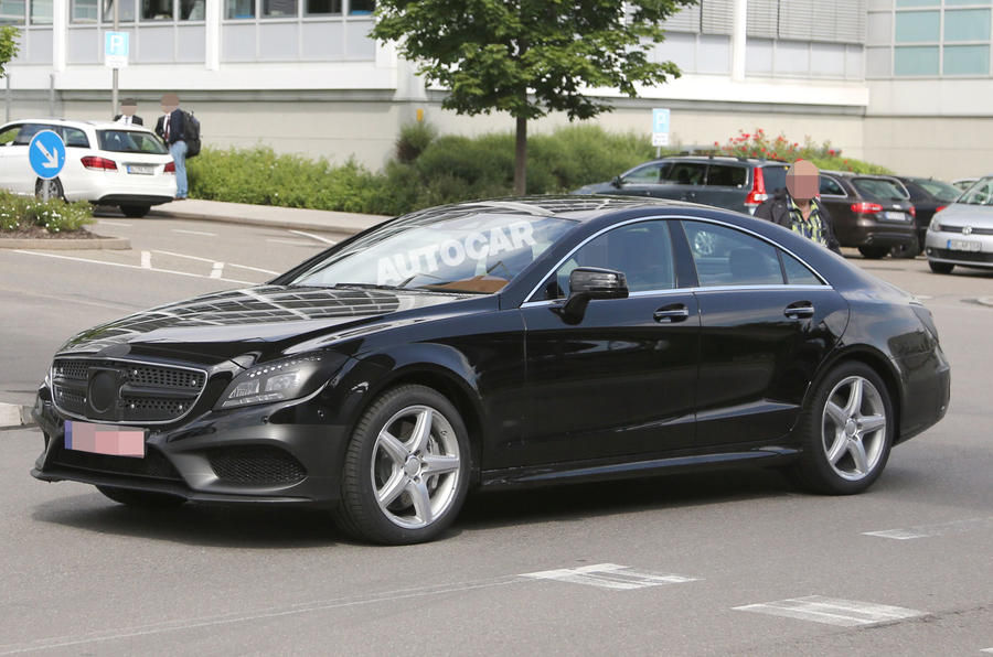 Facelifted Mercedes CLS to launch at Goodwood Festival of Speed