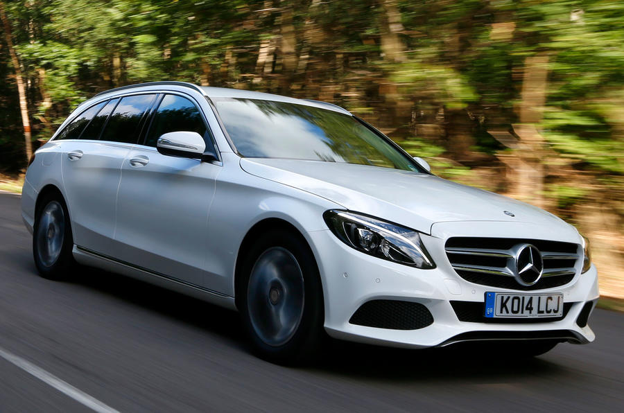 Mercedes-Benz C220 Bluetec Sport estate UK first drive review