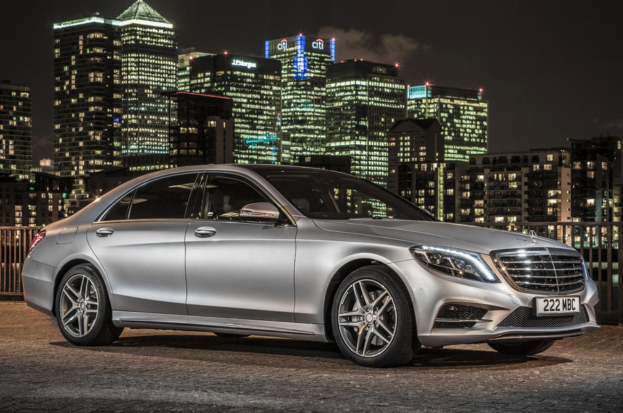 Mercedes benz s500 plug in hybrid to go on sale for for Mercedes benz s500 for sale