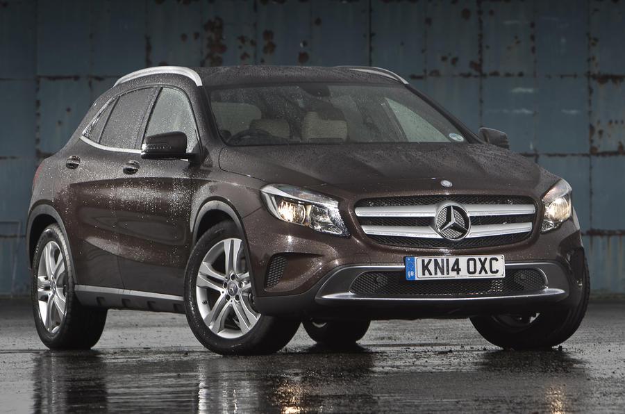Mercedes Car Leasing >> Mercedes-Benz GLA review | Autocar