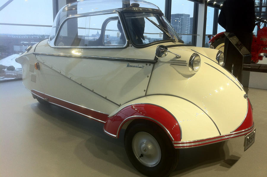 A tour of Volkswagen's car museum – full picture gallery