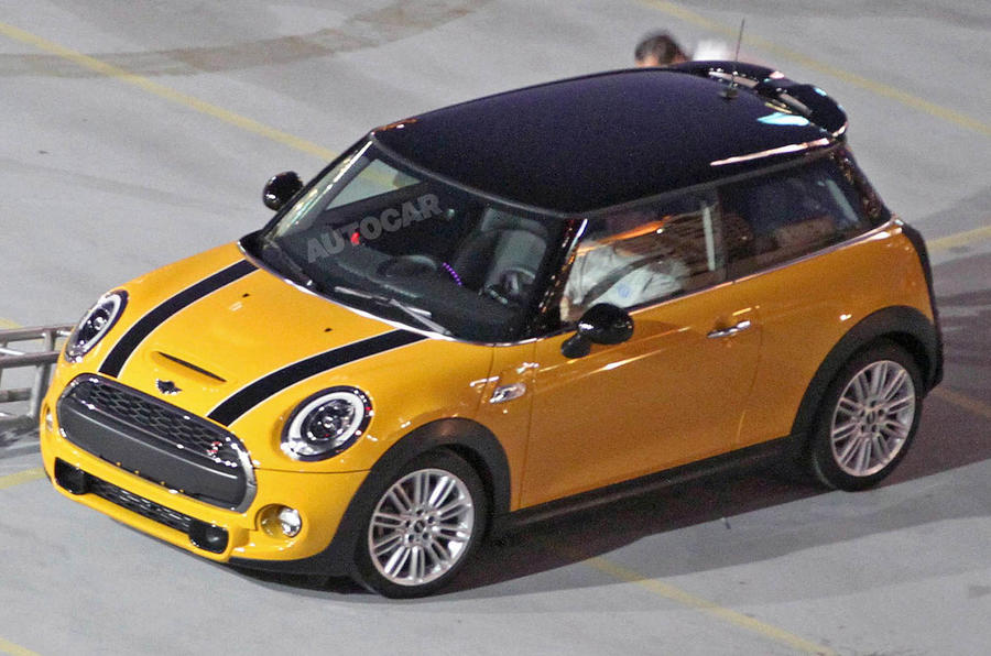 2014 Mini technology revealed